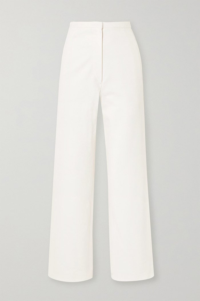 lvir white pants