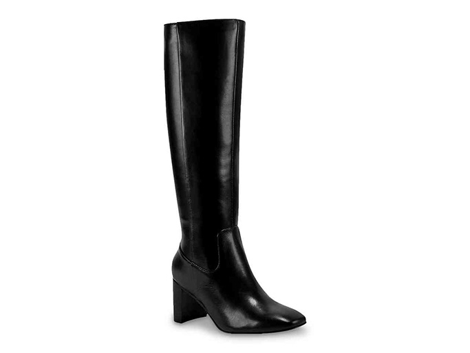 Marc Fisher Tall Black Boots