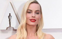 Margot Robbie, Oscars, Academy awards, Red
