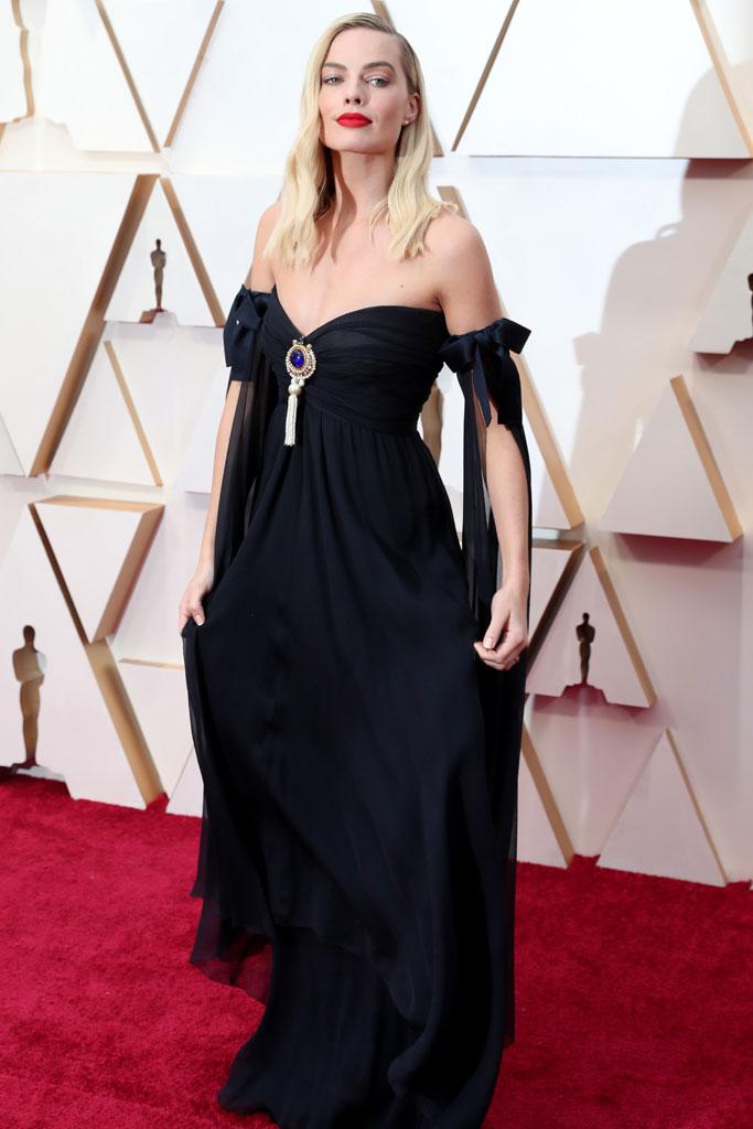 Margot Robbie, Oscars, Academy awards, Red Carpet, 2020