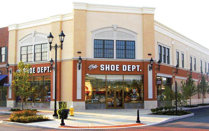 Shoe Dept. store