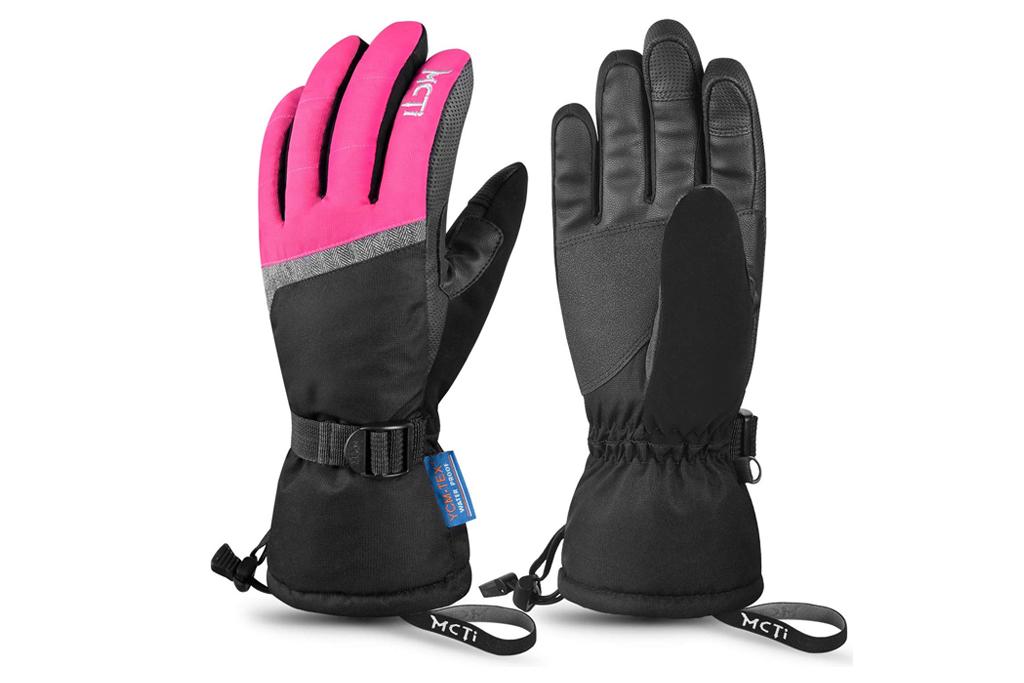 mcti ski gloves