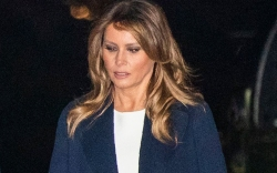 Melania Trump, white house, celebrity style,