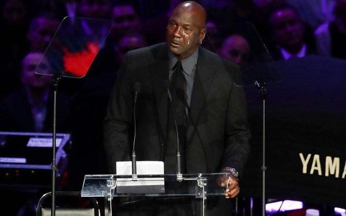 Michael Jordan Kobe Bryant Gianna Bryant