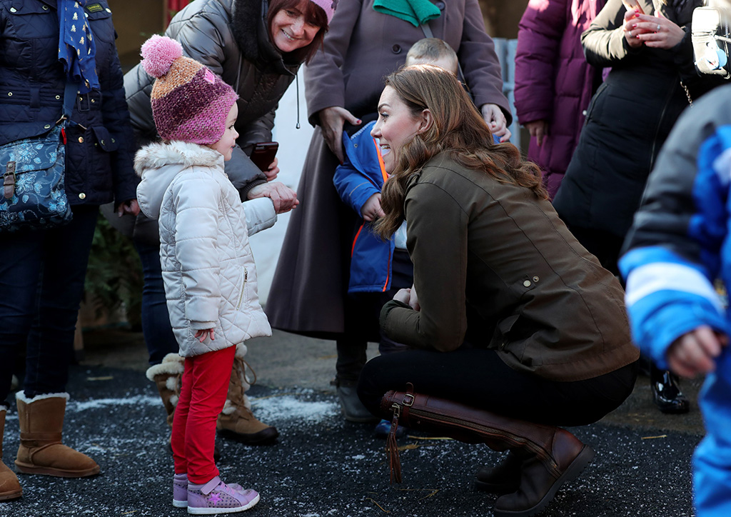 kate middleton, penelope chilvers boots, oliver coat, skinny jeans, royal fashion, celebrity style, Catherine Duchess of Cambridge at The Ark Open Farm in NewtownardsCatherine Duchess of Cambridge visit to Northern Ireland - 12 Feb 2020The visit is centred around the ongoing work of the Duchess of Cambridge, with the support of The Royal Foundation, focussing on the Early Years, which is aimed at improving children's life chances by supporting expectant parents, parents and carers of 0-5year olds, young children and their families. During her visit to the farm, HRH will met with local representatives of Early Years and families who have benefitted from the work of the charity. Young children from two local nurseries were also present. The Duchess received a guided tour of the facility, meeting with the owners and staff of the family-run farm and viewed various animals during her walkabout.Catherine Duchess of Cambridge at The Ark Open Farm in NewtownardsCatherine Duchess of Cambridge visit to Northern Ireland - 12 Feb 2020The visit is centred around the ongoing work of the Duchess of Cambridge, with the support of The Royal Foundation, focussing on the Early Years, which is aimed at improving children's life chances by supporting expectant parents, parents and carers of 0-5year olds, young children and their families. During her visit to the farm, HRH will met with local representatives of Early Years and families who have benefitted from the work of the charity. Young children from two local nurseries were also present. The Duchess received a guided tour of the facility, meeting with the owners and staff of the family-run farm and viewed various animals during her walkabout.