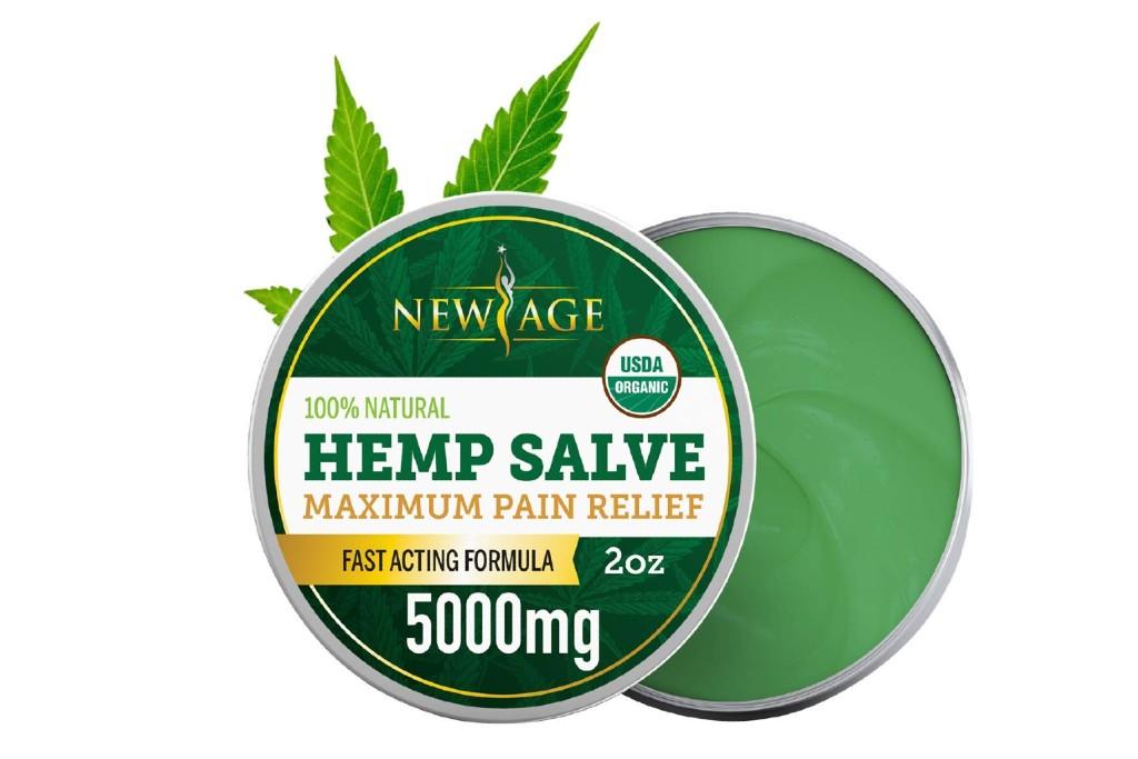 new age hemp balm
