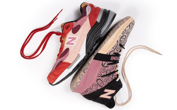 New Balance Joe Freshgoods No Emotions Are Emotions NBA All-Star Weekend