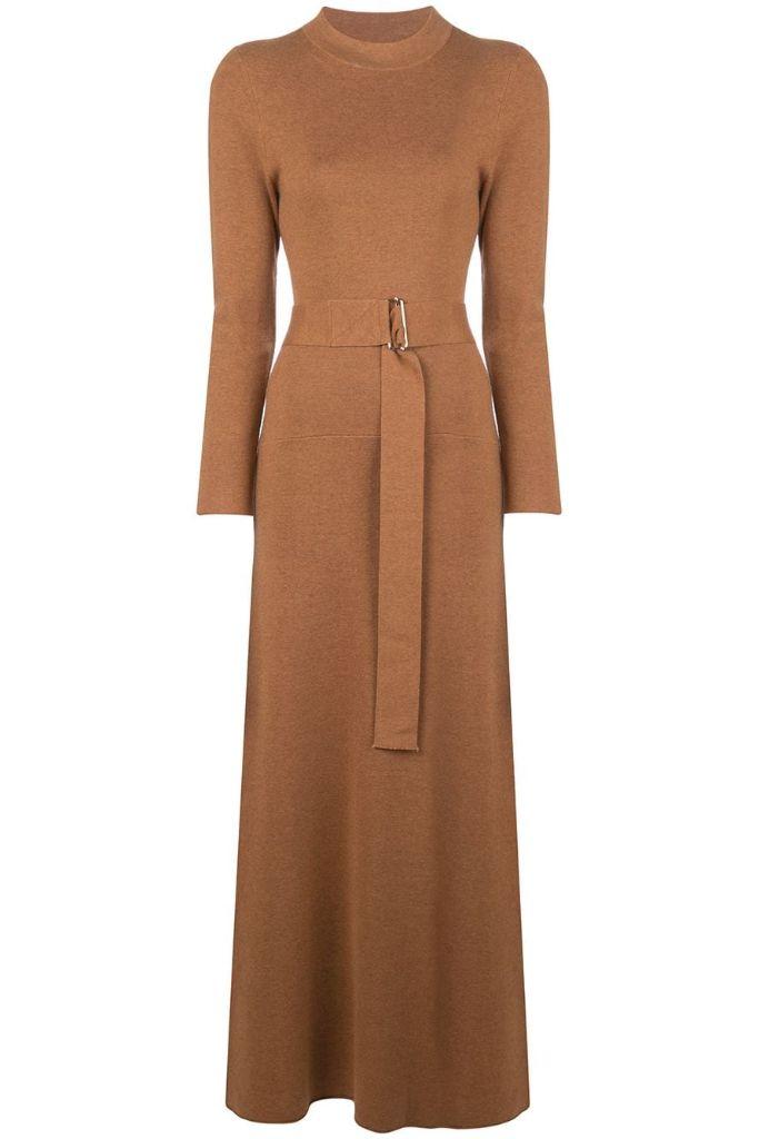 nicholas, knit dress, farfetch