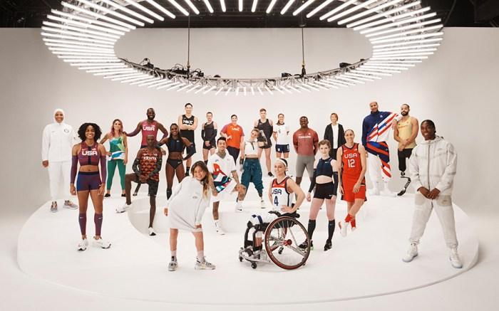 nike 2020 summer olympics
