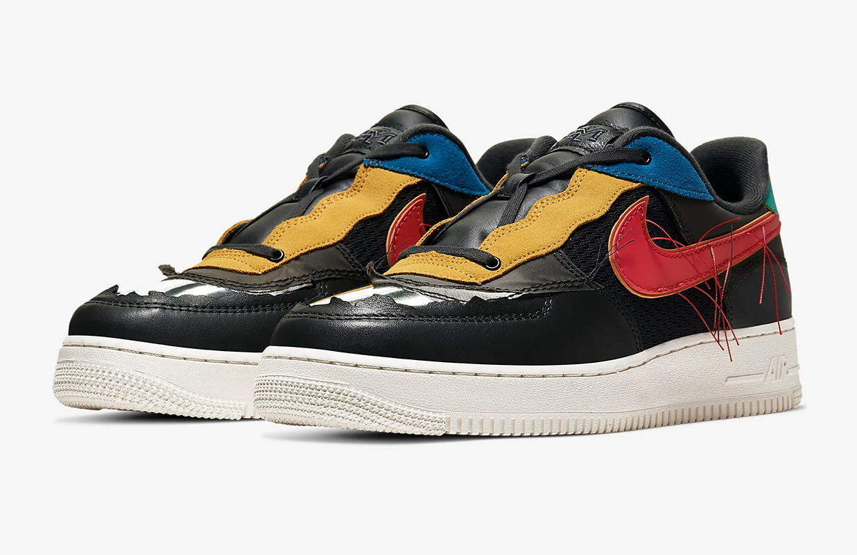 Nike Air Force 1 Low Black History Month