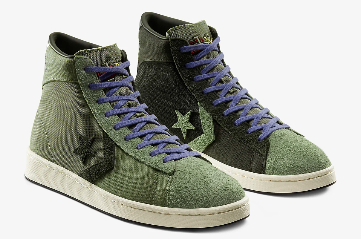 Converse BHM Pro Leather