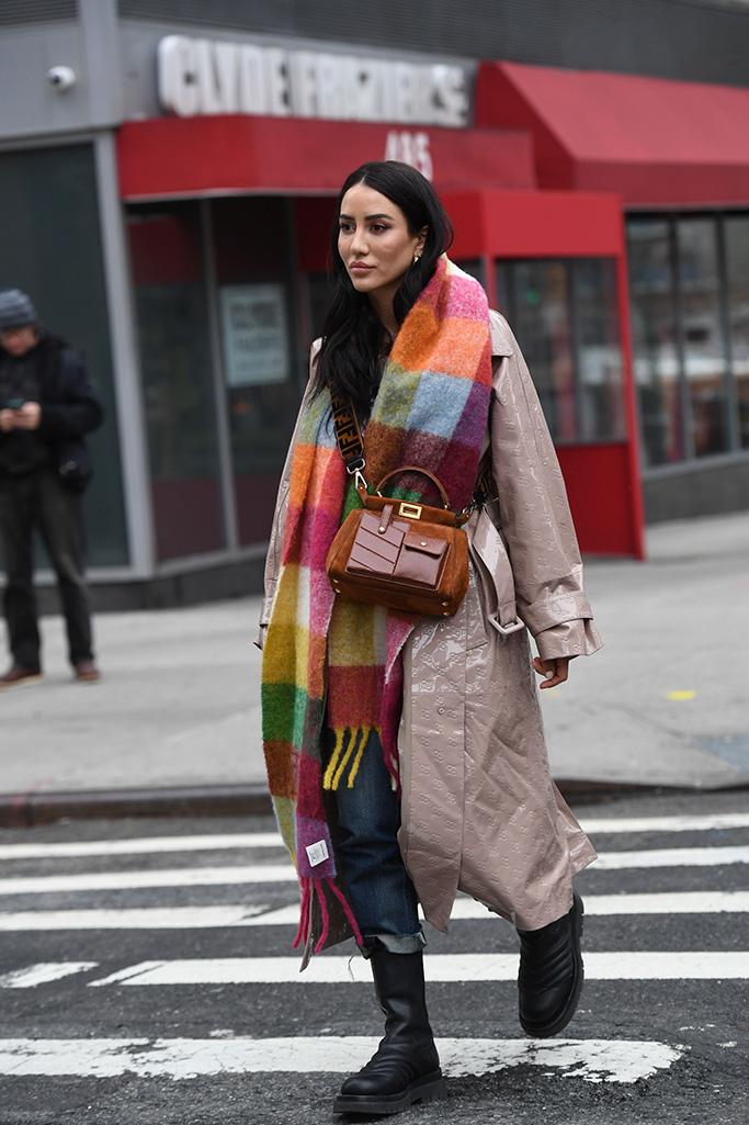 Street Style NYFW Fall 2020