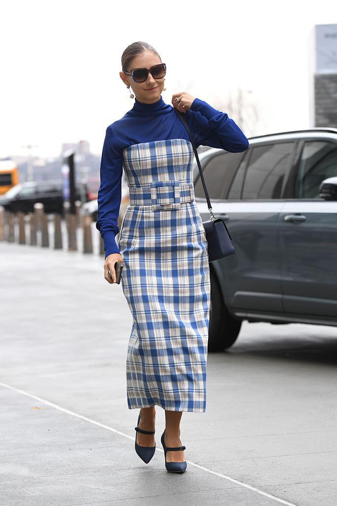Jenny Walton Street Style NYFW Fall 2020
