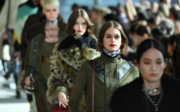 nyfw, new york fashion week, top trends, fall 2020, runway, kaia gerber