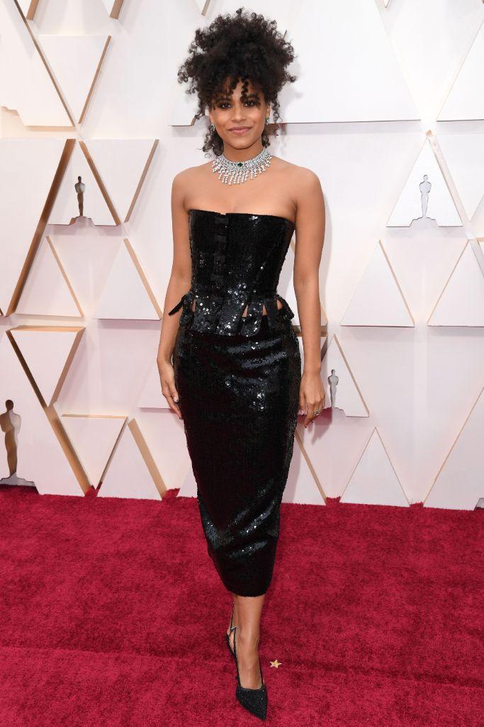 oscars 2020, best dressed, red carpet, zazie beetz