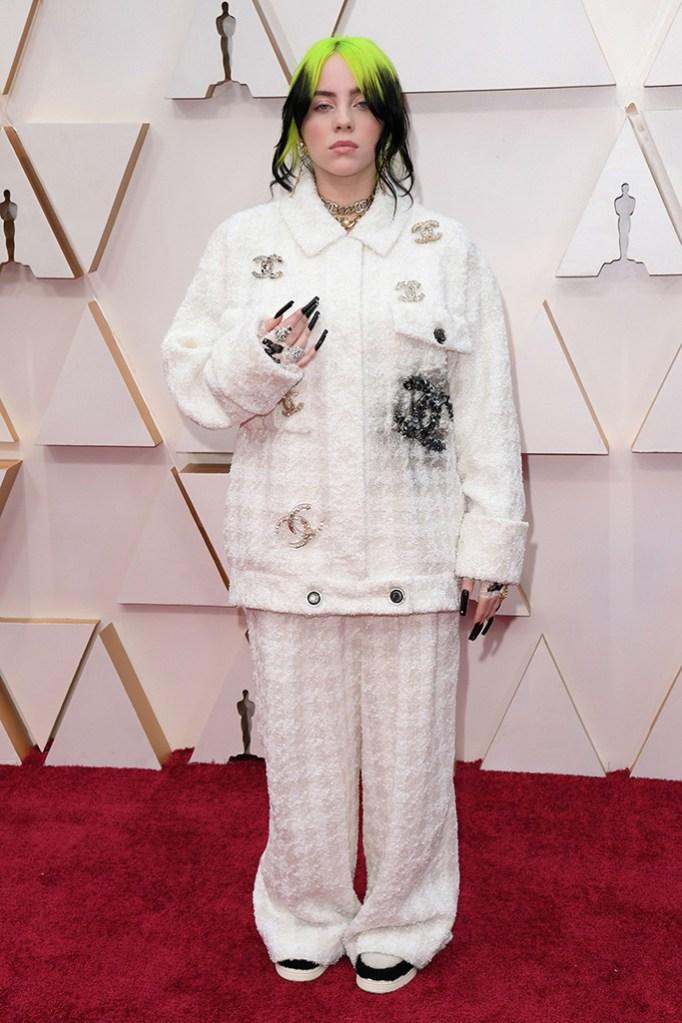 Billie Eilish92nd Annual Academy Awards, Arrivals, Los Angeles, USA - 09 Feb 2020