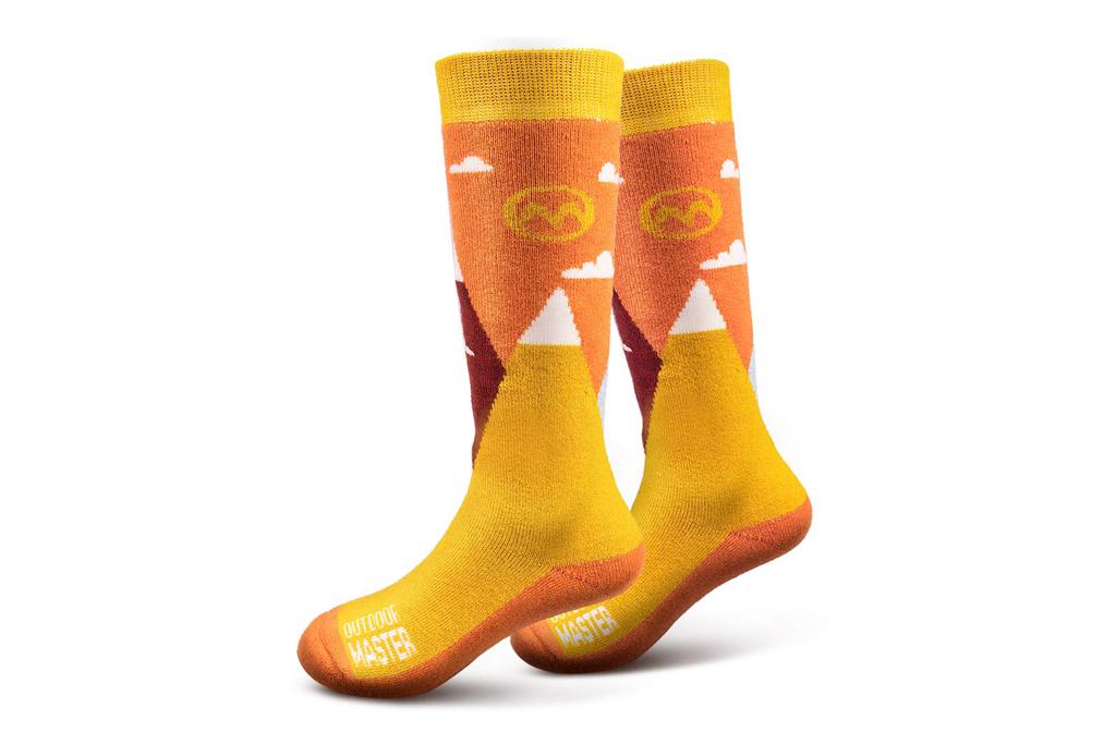 outdoor master ski socks