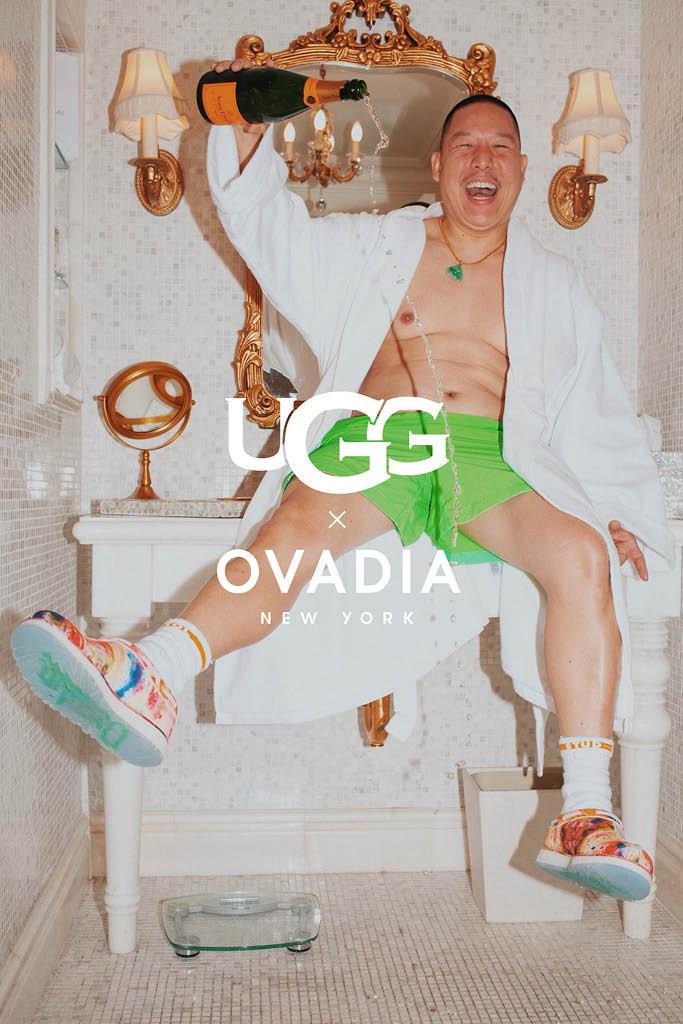 Ugg x Ovadiao Huang