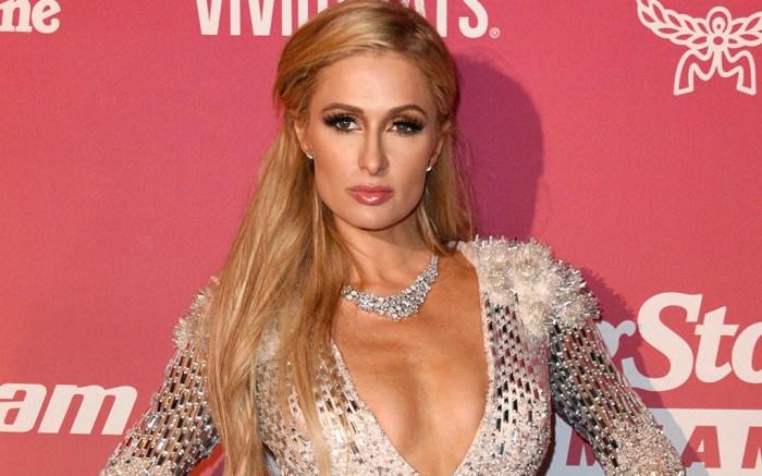 Paris Hilton, Rolling Stone Super Bowl LIV Party, SLS South Beach, Arrivals, Miami, USA - 01 Feb 2020