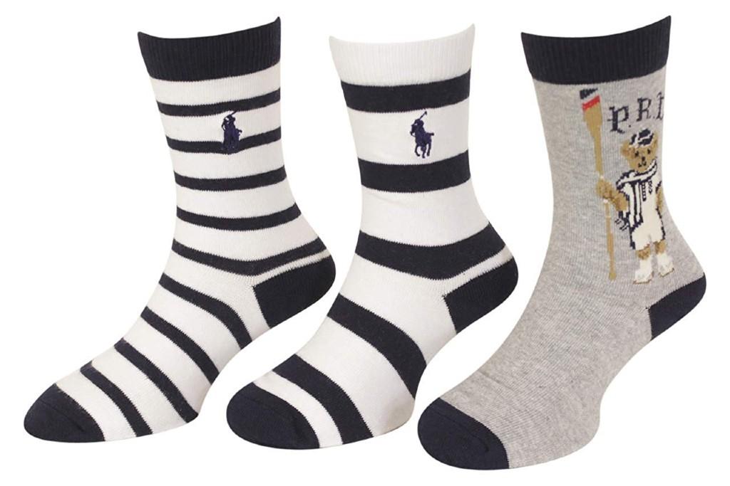 polo ralph lauren toddler socks