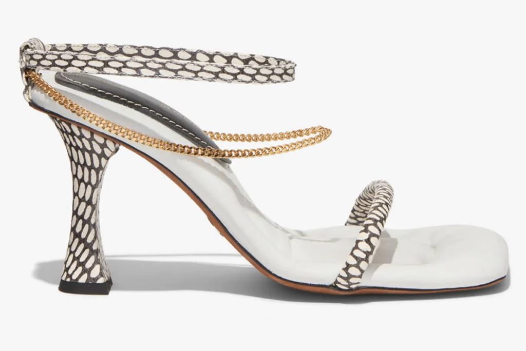 proenza schouler shoes, sandals, square toes