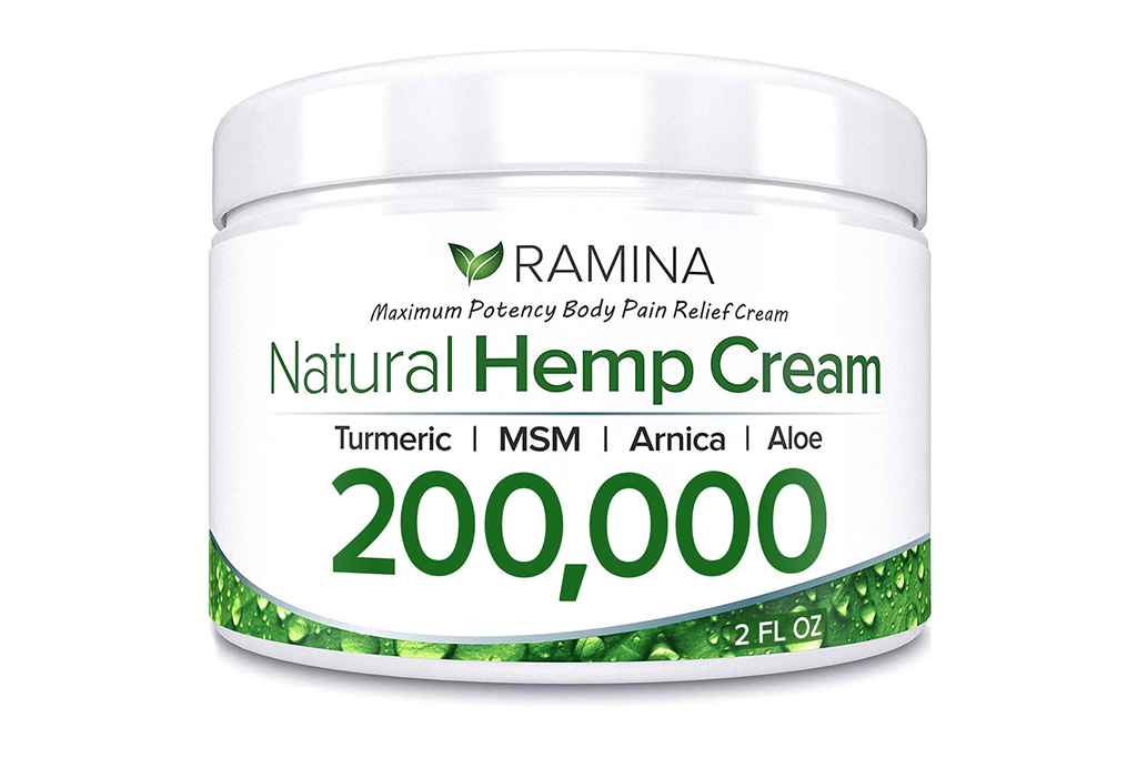 ramina hemp cream