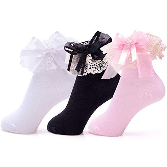Ruffle-Socks
