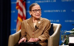 U.S. Supreme Court Associate Justice Ruth