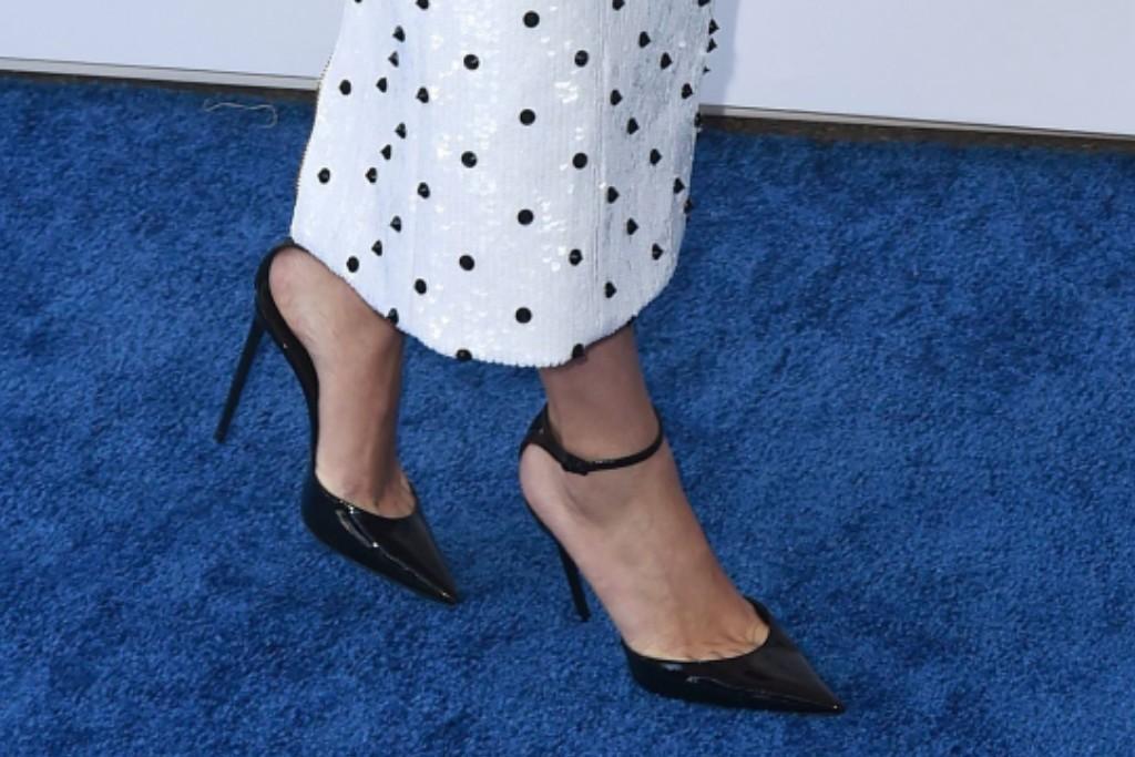 Scarlett Johansson shoes