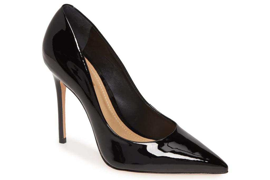 Schutz, black pumps, stilettos