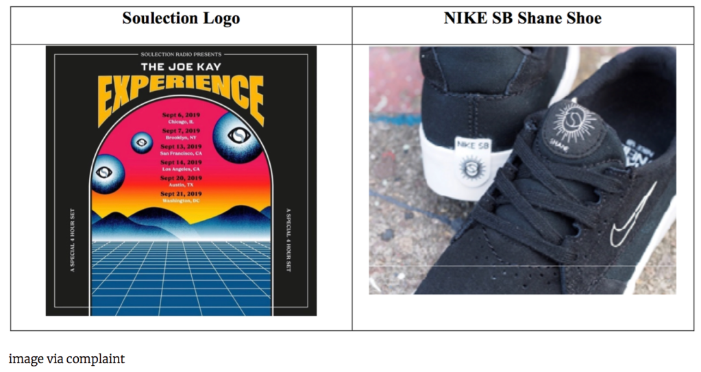 Nike, soulection