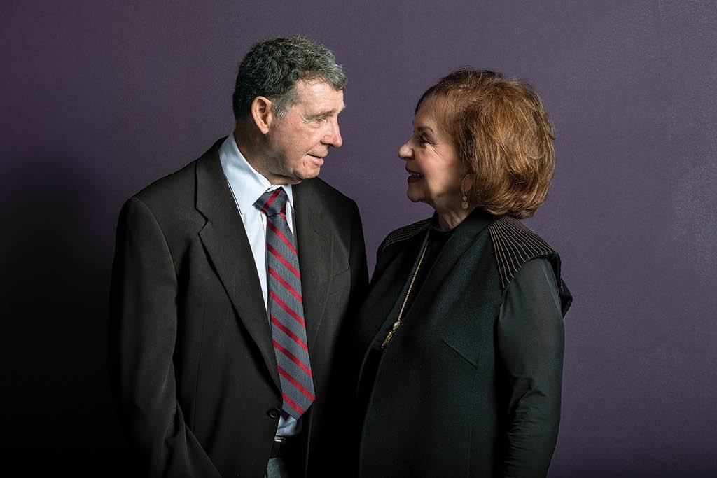 Robert and Carolyn Tucker
