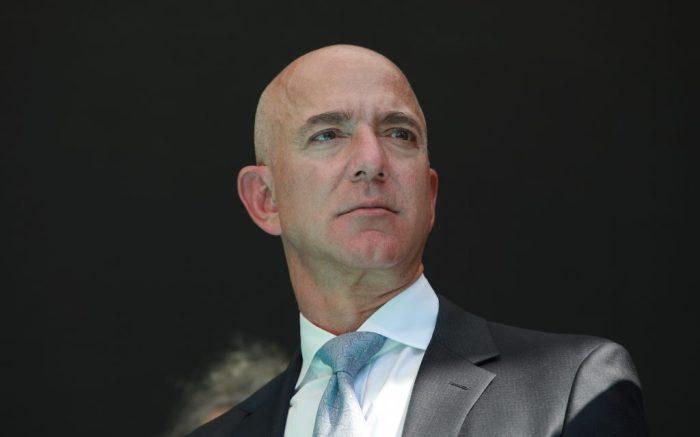 Amazon CEO, Jeff Bezos, stock sale