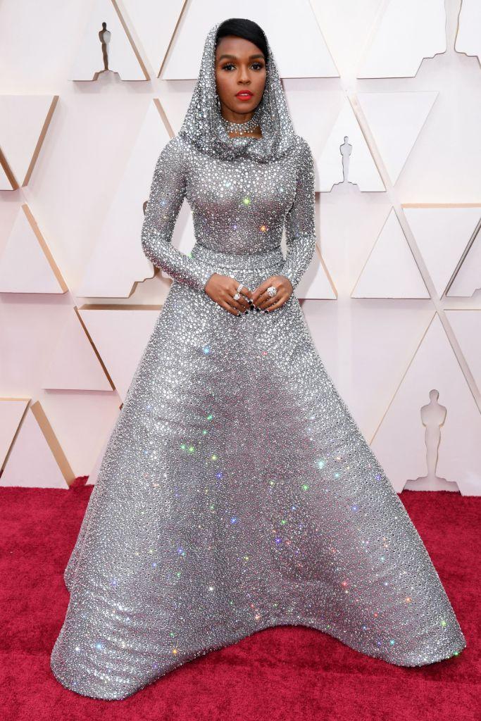 2020 oscars best dressed, janelle monae