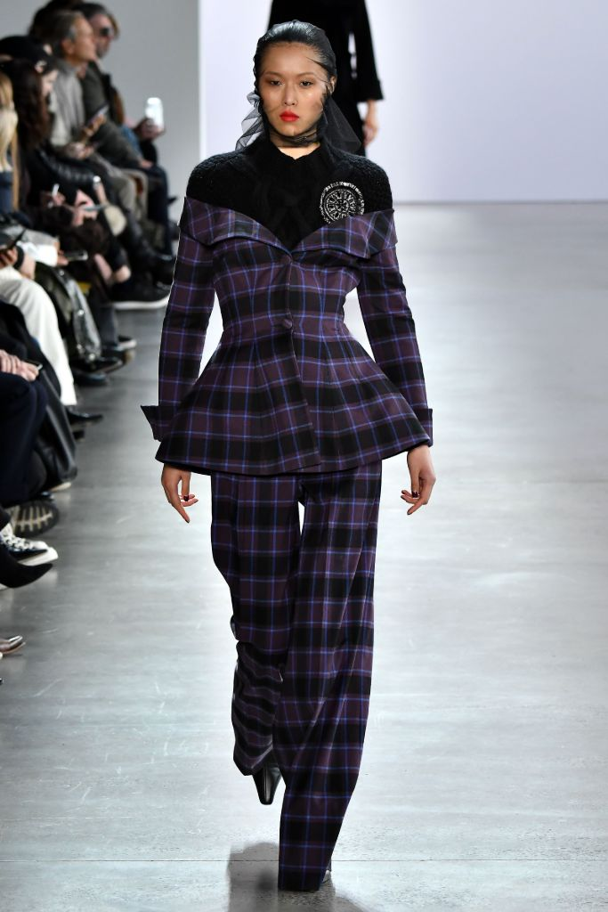brock collection, fall 2020, nyfw