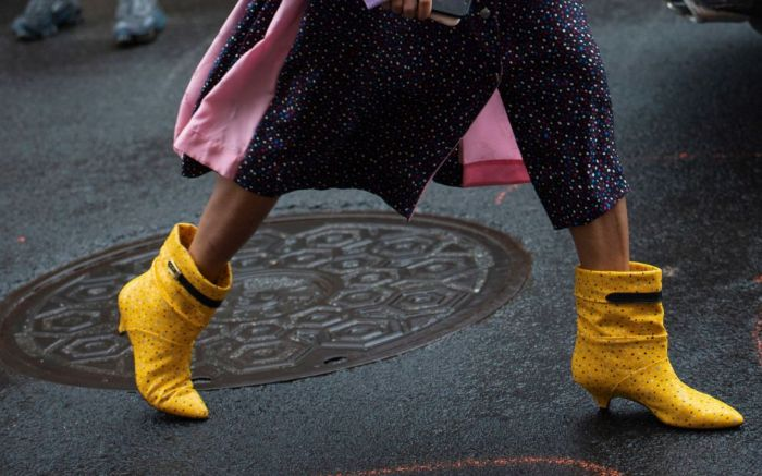 NYFW Street Style Trends