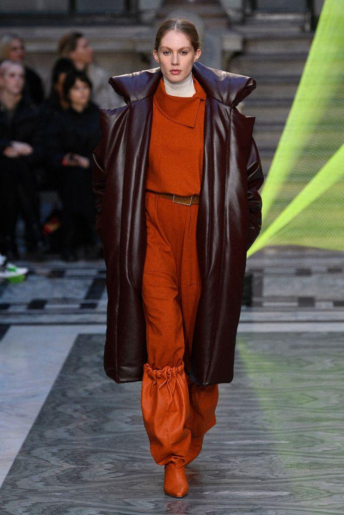 Roksanda X Malone Souliers, London Fashion Week