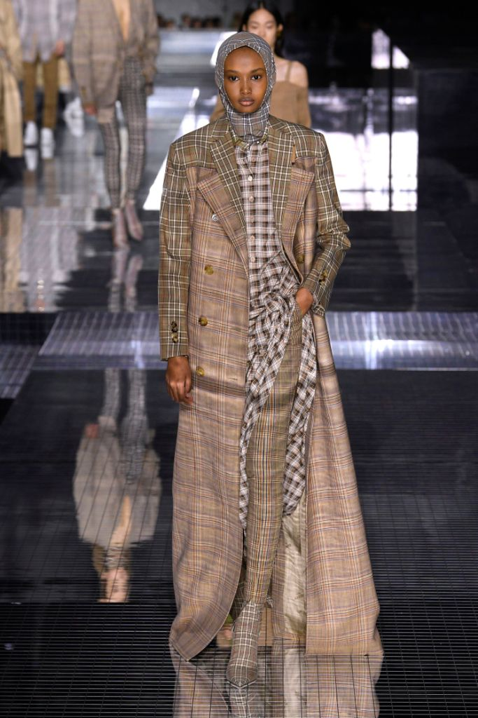 burberry fall 2020, london fashion week