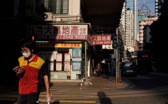 hong kong, retail, coronavirus