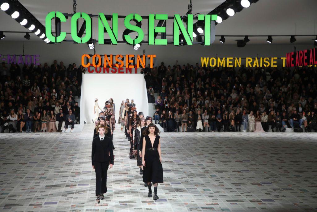 christian dior, fall 2020, paris fashion week