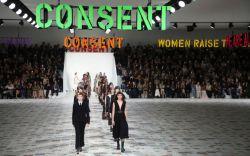 christian dior, fall 2020, paris fashion