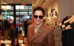 Fashion designer Zac Posen attends Scoop's