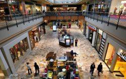 Flatiron Crossing Mall, Macerich Shoppers look