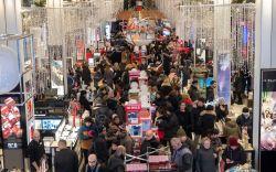 Macy's Herald Square opens its doors