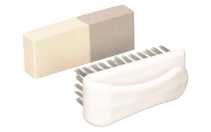 sof sole suede brush