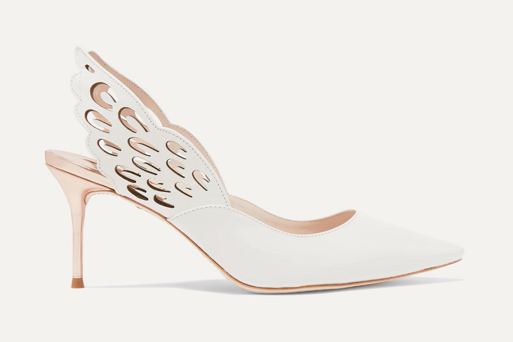 sophia webster cut out pumps