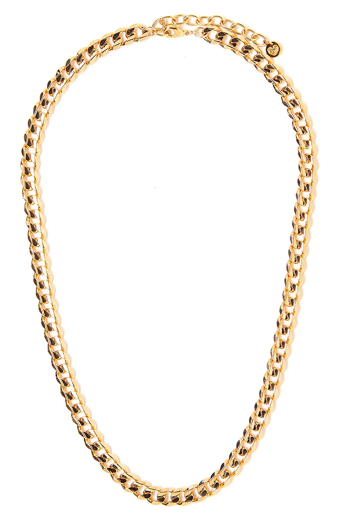 Tess Tricia chain necklace