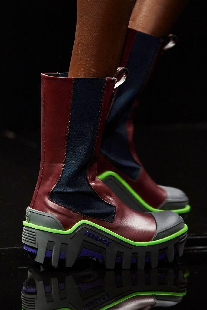 versace, top 10 shoes, milan fashion week
