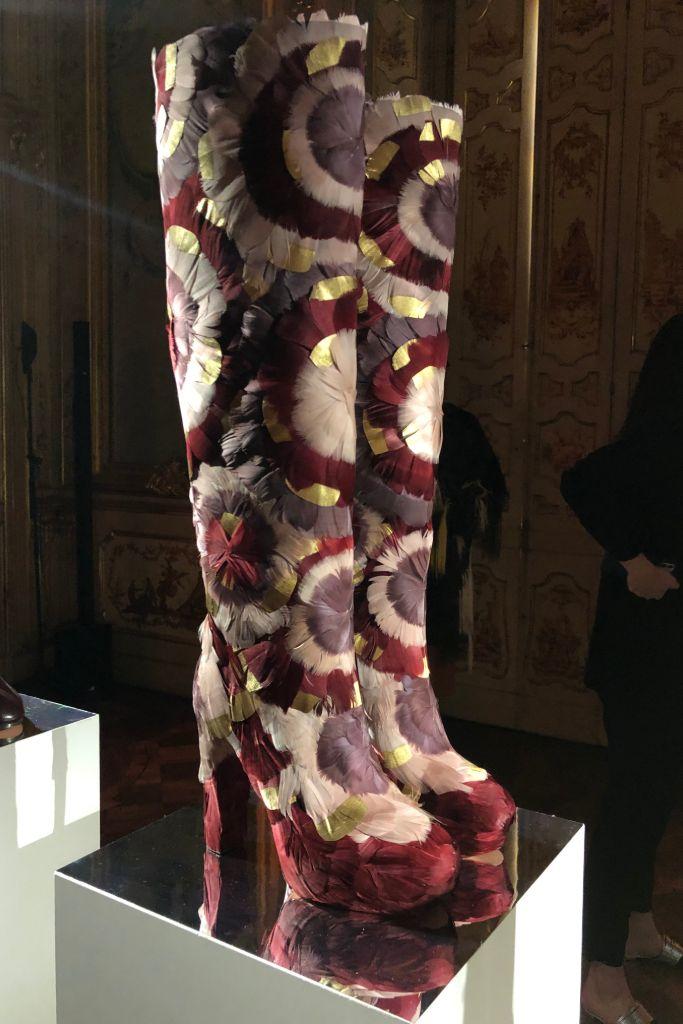 aquazzura, fall 2020, milan fashion week