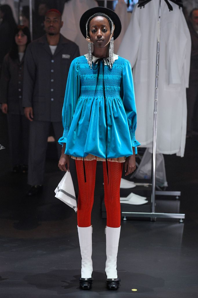 gucci, fall 2020, top trends, milan fashion week